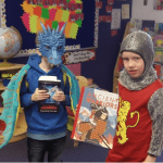 World Book Day in Ocelots