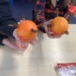 Making Christingles